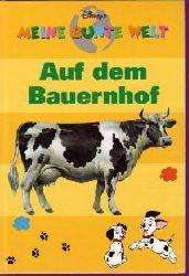 Peter Jepsen (Text)/Josep Ma Cardona (Illustr.) DISNEYS Meine bunte Welt. Auf dem Bauernhof