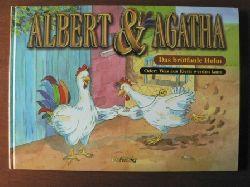 Günter Jenne/Ingrid Schmechel (Illustr.) ALBERT & AGATHA Das brütfaule Huhn oder Was aus Eiern werden kann