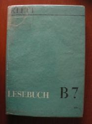 Hans Schön Lesebuch B. 7. Schuljahr Realschule 1. Aufl.