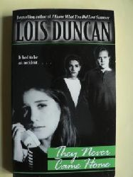 Duncan, Lois They Never Came Home