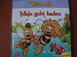 Petra Schappert/Jutta Langer (Illustr.) Die Biene Maja: Maja geht baden