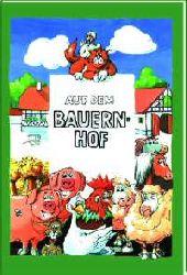 Auf dem Bauernhof. Personalisiertes Kinderbuch