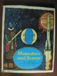 A. Gurstein/A. Beslik (Illustr.)/G. Stave (Übersetz.) Menschen und Sterne. Ein DDR Pop-up-Buch 1. Auflage