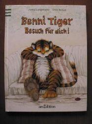 Jutta Langreuter/Vera Sobat (Illustr.) Benni Tiger. Besuch für dich!
