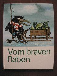 Vera Heinzová (Illustr.)/A. Albertová (Übersetz.) Vom braven Raben. Eine Eskimogeschichte.