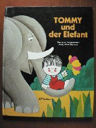 Jacqueline Saussus Tommy und der Elefant  (Band 4 der Tommy-Kinderbuch-Reihe)