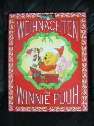 Walt Disney/Bruce Talkington/Alvin White Studio - Sparky Moore (Illustr.) Weihnachten mit Winnie Puuh
