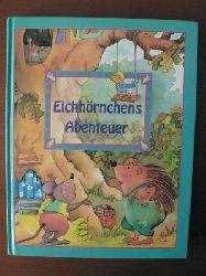 Edith Thabet (Autor), Aleksandra Magnuszewska-Oczko (Illustrator), Aleksander Oczko (Illustrator) Eichhörnchens Abenteuer