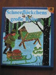 Ursula Schütz (Autor) Schneeflöckchens große Reise