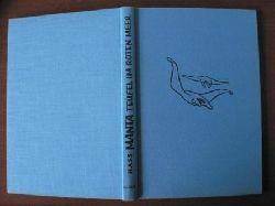 Dr. Hans Hass  MANTA - Teufel im Roten Meer. Die Eroberung einer neuen Welt. Mit 26 Abbildungen und 2 Kartenskizzen