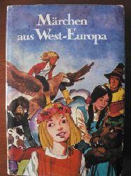 Märchen aus West-Europa. Bunte Welt der Märchen
