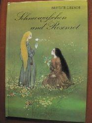 Grimm, Jacob / Grimm, Wilhelm / Müller, Dieter Schneeweißchen und Rosenrot. 3. Auflage