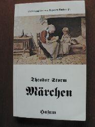 Storm, Theodor/ Paulsen, Ingwert (Hrsg.) Theodor Storm Märchen. 6. Aufl