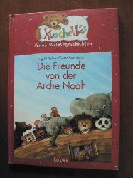 Kellner, Ingrid/Kunstreich, Pieter (Illustr.) Die Freunde von der Arche Noah. Kleine Vorlesegeschichten 1. Auflage