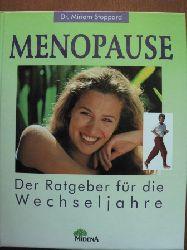 Miriam Stoppard Menopause. Der Ratgeber für die Wechseljahre.