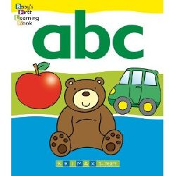 David Crossley (Illustr.) Baby`s First Learning Book ABC