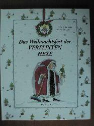 Enric Larreula/Roser Capdevila/Dorothea Löcker & Alexander Potyka (Übersetz) Das Weihnachtsfest der VERFLIXTEN HEXE 2. Auflage