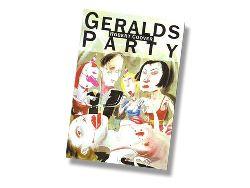 Robert Coover Geralds Party. Roman 1. Auflage