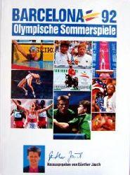 Günther Jauch Barcelona 92 - Olympische Sommerspiele