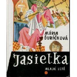Mária Duricková/Eliska Jelinková (Übersetz.)/Vincent Hloznik (Illustr.)  Jasietka - König Angst.