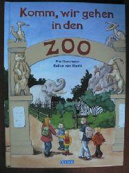 Gersmeier, Ria Komm, wir gehen in den Zoo.