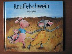 Heylen, Ilse  Knuffelschwein.