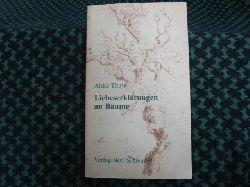 Thuja, Aleke  Liebeserklärungen an Bäume