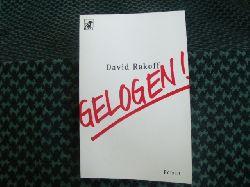 Rakoff, David  Gelogen!