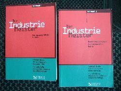 Röhr, Dr. Rudolf (Hrsg.)  Der Industriemeister – Lehrbuch 1 und 2