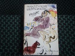 Marquardt, Hans (Hrsg.)  Französische Liebesgeschichten. Von Nodier bis Maupassant.