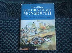 Fabian, Franz  Die Schlacht von Monmouth. Friedrich Wilhelm von Steuben in Amerika.