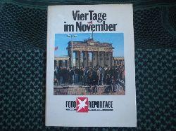 Liedtke, Klaus (Hrsg.)  Vier Tage im November