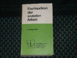 Deutscher Verein für öffentliche und private Fürsorge (Hrsg.)  Fachlexikon der sozialen Arbeit