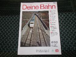 Deine Bahn 6/93