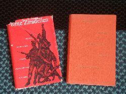 Marquardt, Hans (Hrsg.)  Rote Zitadellen. Der spanische Freiheitskampf 1936 bis 1939. Eine Anthologie