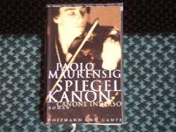 Maurensig, Paolo  Spiegelkanon. Canone inverso.