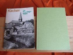 Hildebrandt, Heinrich; Kellermann, Klaus  Kirchen im Thüringer Wald