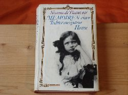 Beauvoir, Simone de  Memoiren einer Tochter aus gutem Hause