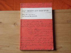 Flothmann, Gilla et al.   Den Hexen auf der Spur...Über Hexenprozesse am Beispiel Idstein 1676.
