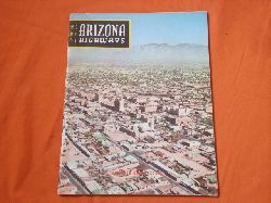Carlson, Raymond (Hrsg.)  Arizona Highways. September 1956.