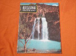Carlson, Raymond (Hrsg.)  Arizona Highways. August 1956.