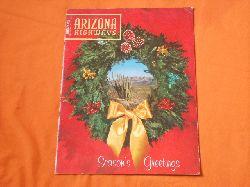 Carlson, Raymond (Hrsg.)  Arizona Highways. December 1956.