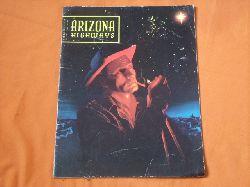 Carlson, Raymond (Hrsg.)  Arizona Highways. December 1954.