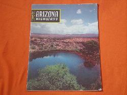 Carlson, Raymond (Hrsg.)  Arizona Highways. February 1957.