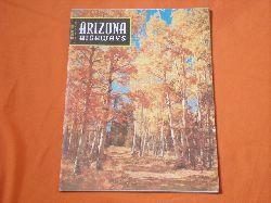 Carlson, Raymond (Hrsg.)  Arizona Highways. October 1956.