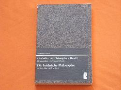 Châtelet, Francois (Hrsg.)  Geschichte der Philosophie – Band I: Die heidnische Philosophie (6. Jh. v. Chr. - 3. Jh. n. Chr.)