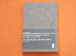 Châtelet, Francois (Hrsg.)  Geschichte der Philosophie – Band II: Die Philosophie des Mittelalters (1. - 15. Jh.)