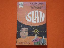 Vogt, A. E. van  Slan. Science Fiction-Roman.