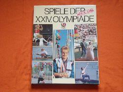 Gesellschaft zur Förderung der olympischen Gedankens in der DDR (Hrsg.)  Soul 1988. Spiele der XXIV. Olympiade.