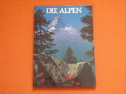 Leprohon, Pierre et al.   Die Alpen